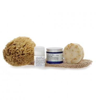 CORP/crema/curatare,exfoliere,hranire si parfumare